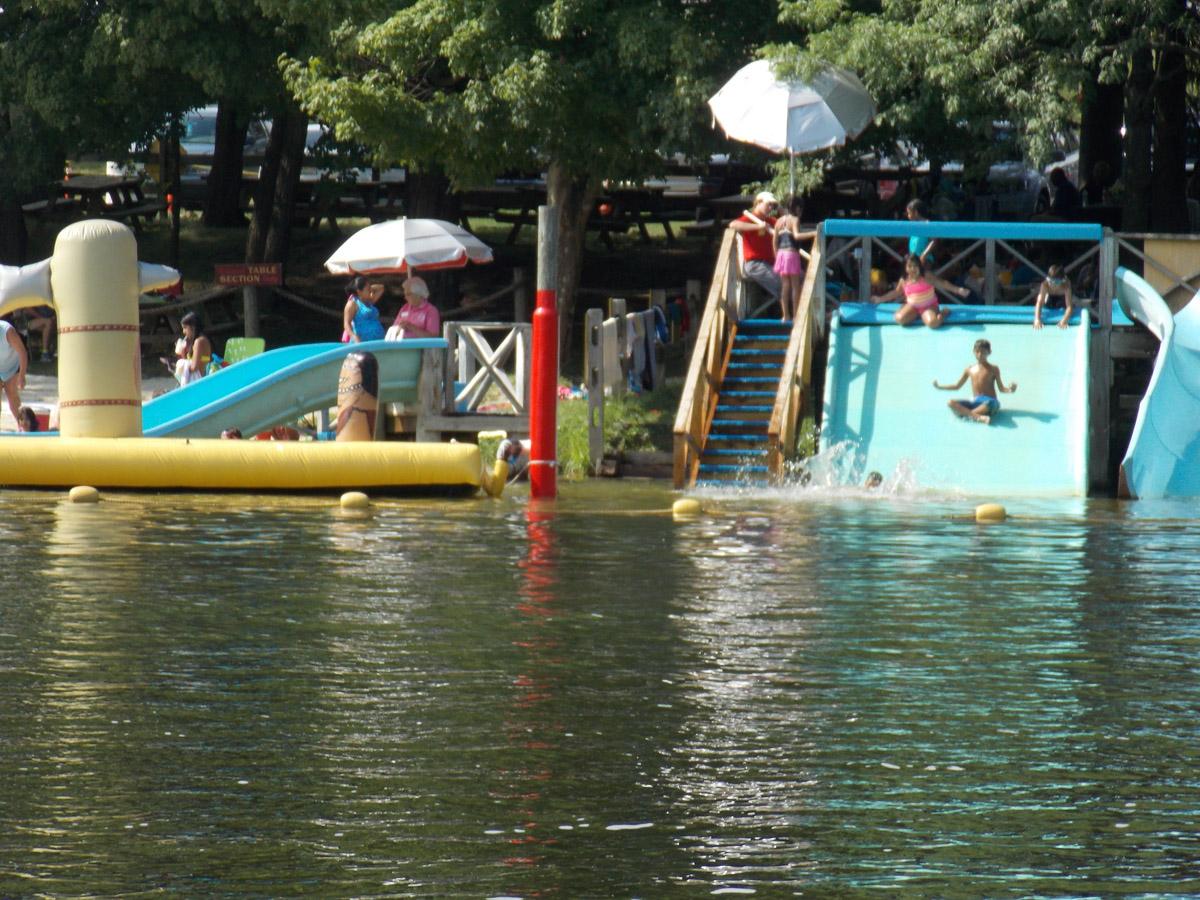 Tomahawk Lake Water Park Gallery NJ
